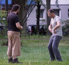 Jens Weinbrecht - Taijiquan im 1:1 Kurs Unterricht