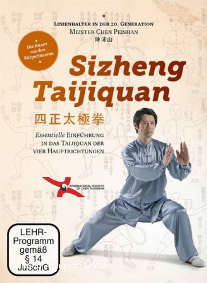 Bild zum Lernmaterial - DVD 四正太極拳 Sizheng Taijiquan in deutscher Sprache