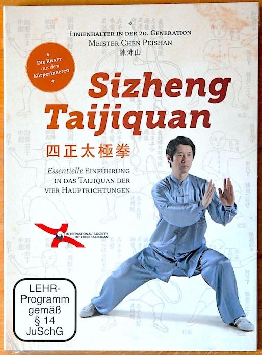 Bild Lehrbegleitende DVD Sizheng Taijiquan