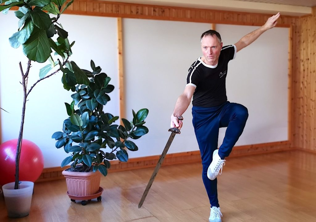 Bild: Das chinesische Schwert - Jian