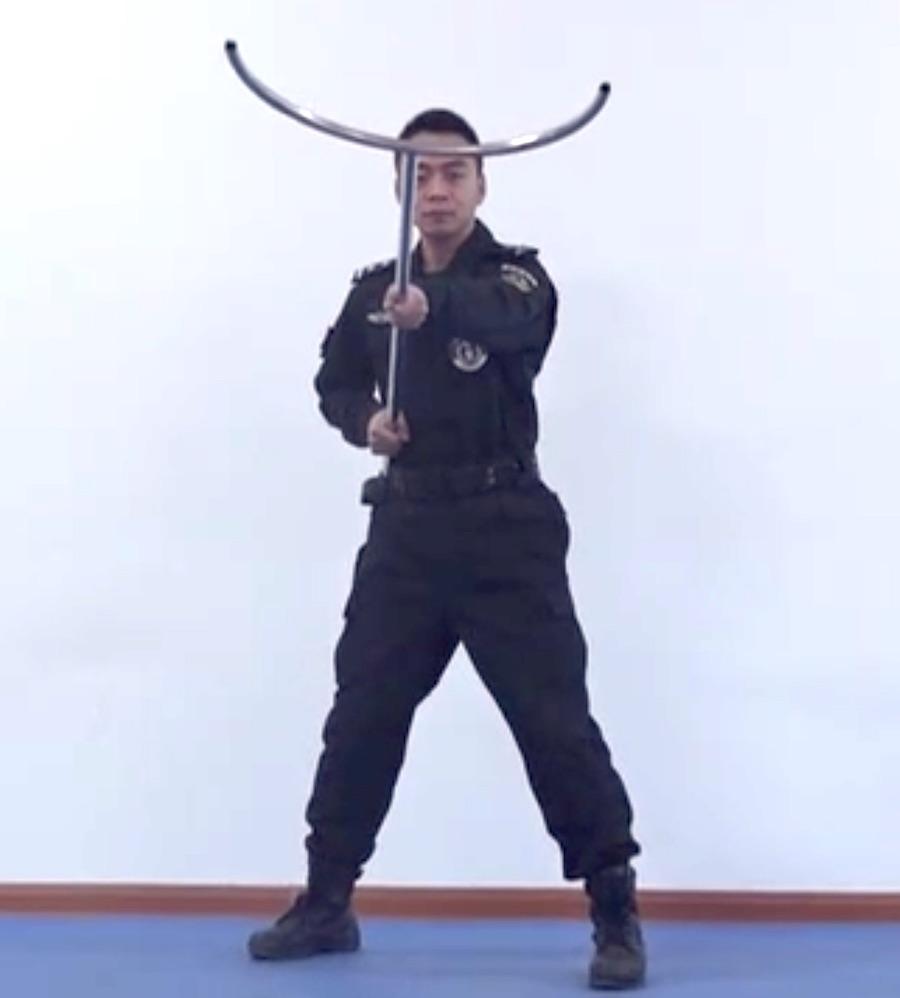 Waffenkunst Revival für Polizei in China (Teil 1)
