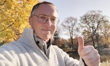 Herbst im Park - Daumendrücker
