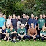 Bild: Gruppenfoto Internationales Chen Taijiquan Herbstcamp – in Ravensburg 2013
